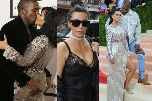 """Kim Kardashian o seksie z Kanye: """"Daję mu pięć gwiazdek! Zawsze mam orgazm!"""""""
