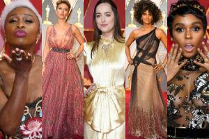 Oscary 2017: oto NAJGORSZE kreacje z czerwonego dywanu! (ZDJĘCIA)