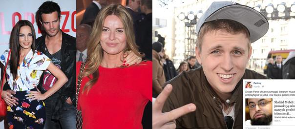 Polscy celebryci o uchodźcach:
