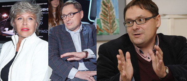 """Terlikowski atakuje Jandę: """"Całe to gadanie o wolności, czarnych marszach, ma przykryć wyrzuty sumienia!"""""""