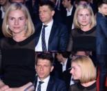 DEBIUT NA SALONACH: Ryszard Petru i Joanna Schmidt w nowej fryzurze (ZDJĘCIA)