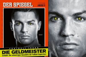 """Ronaldo też oszukiwał na podatkach? """"Ukrył 144 MILIONY EURO w rajach podatkowych!"""""""