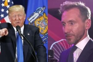 """Kraśko o Trumpie: """"Samotny szeryf miliarder wchodzi do Białego Domu. Nikomu nic nie zawdzięcza!"""""""