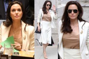 """Jolie przed Radą Bezpieczeństwa ONZ: """"TO OBRZYDLIWE! Tysiące ludzi tonie u progu bogatych krajów!"""""""
