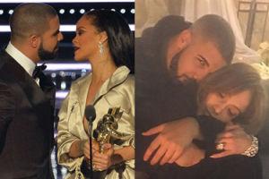 Rihanna jest wściekła na Lopez i Drake'a za ich związek?