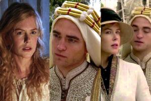 Robert Pattinson i Nicole Kidman flirtują na ekranie (ZDJĘCIA)