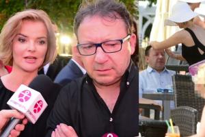 """Zamachowska pod rękę ze Zbyszkiem: """"Wbrew pozorom paparazzi to też ludzie!"""""""