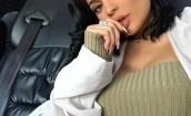 Kylie Jenner zapomniała stanika