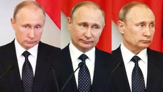 A tymczasem w Finlandii… Putin robi miny i rzuca spojrzeniami na konferencji z prezydentem (ZDJĘCIA)
