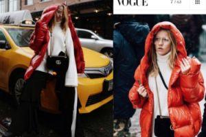 """Jessica Mercedes chwali się publikacją w """"Vogue"""". """"Przyleciałam do Nowego Jorku na specjalne zaproszenie Victorii Beckham"""""""