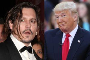 """Depp """"nawołuje"""" do ZAMACHU na Trumpa? """"Kiedy ostatnio jakiś aktor zabił prezydenta?"""""""