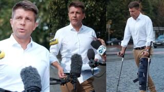 Ryszard Petru o kulach na konferencji prasowej (ZDJĘCIA)