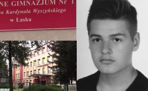"""14-letni chłopiec gnębiony w szkole powiesił się w swoim domu. """"Koledzy go prześladowali i nazywali gejem"""""""