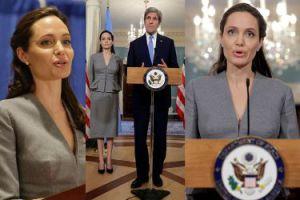"""Angelina Jolie w Białym Domu: """"Mamy na świecie 65 MILIONÓW LUDZI zmuszonych do ucieczki"""""""