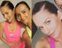 Paulina Sykut trenuje w piątym miesiącu ciąży (ZDJĘCIA)