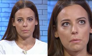 Mucha płacze w TVP:
