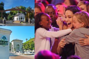 Jolie z dziećmi zamieszka na najbardziej strzeżonym osiedlu w Hollywood!