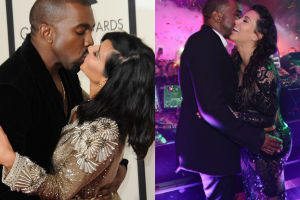 Kim Kardashian dostała od męża... 150 prezentów!