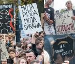 Czarny Protest pod Sejmem: