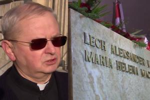 Sarkofag Kaczyńskich uszkodzony podczas ekshumacji!