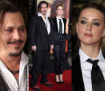 52-letni Johnny Depp 29-letnią żoną na premierze... (ZDJĘCIA)