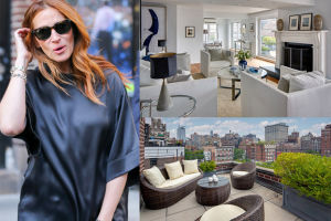 Julia Roberts sprzedaje apartament za 4,5 MILIONA (ZDJĘCIA)