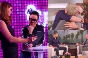 """Jakóbiak chwali się """"wizualizacją"""" z Ellen DeGeneres: """"Ten olbrzymi szał wpłynął na oglądalność!"""""""