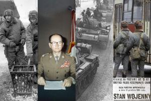 34 lata temu wprowadzono stan wojenny (ZDJĘCIA)
