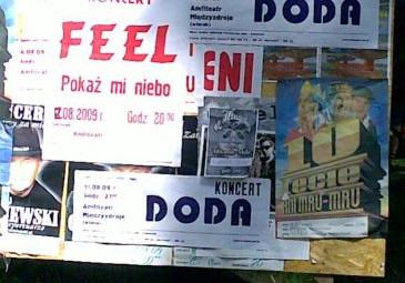 Feel ustępuje Dodzie! (FOTO)