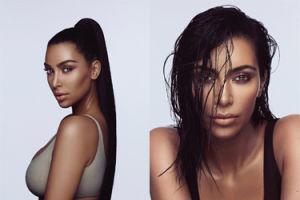 """Kim Kardashian skrytykowana za """"udawanie"""" czarnoskórej! (FOTO)"""