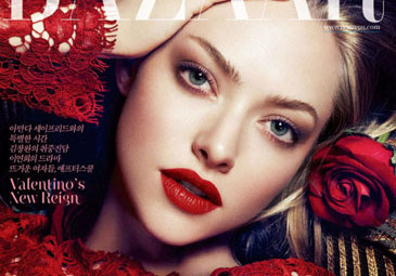 """Piękna Amanda Seyfried w """"Harper's Bazaar""""!"""