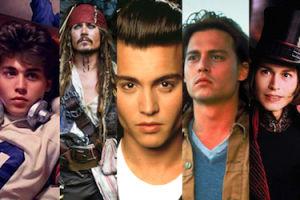 Johnny Depp kończy dziś 53 lata! (ZDJĘCIA)