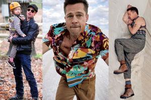 """Brad Pitt """"przeszedł odwyk w zamkniętym ośrodku na pustyni""""?"""