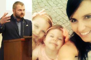 """Maltretowana żona Rafała Piaseckiego: """"Poznaliśmy się w kościele. Wtedy go kochałam. Był PRZYKŁADEM DOBROCI"""""""