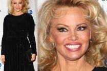 Drapieżna Pamela z burzą blond loków