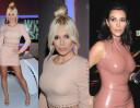 Doda w obcisłej mini... Chce być jak Kim Kardashian?