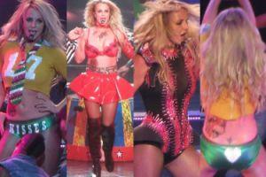 Britney Spears na scenie w Las Vegas! Seksowna? (ZDJĘCIA)
