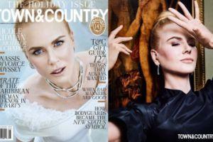 Najnowsza sesja Nicole Kidman (GALERIA)