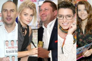Celebryci na Targach Książki: Felicjańska, Margaret (!), Jabłczyńska, Gojdź i... Durczok (ZDJĘCIA)