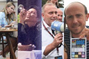 ZDJĘCIA TYGODNIA: smutna Hania Lis, pijąca Felicjańska i politycy PO na Woodstocku