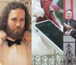 34-latek ożenił się... ze swoim smartfonem! (ZDJĘCIA)