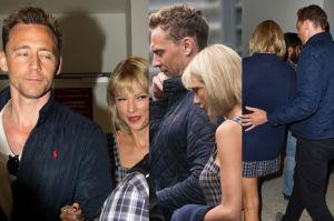 Taylor Swift i Tom Hiddleston znowu przytulają się do zdjęć