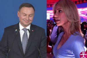 """Ogórek nie przestaje zachwycać się Andrzejem Dudą: """"Mamy świetnego prezydenta!"""""""