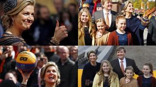Nie tylko Windsorowie: królowa Maksyma świętuje 50. urodziny swojego męża (ZDJĘCIA)