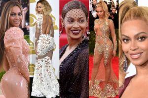 """Beyonce została """"Fashion Icon"""": zobaczcie jej najsłynniejsze kreacje (ZDJĘCIA)"""