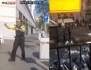 Z OSTATNIEJ CHWILI: Samochód wjechał w tłum ludzi w centrum Barcelony