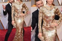 """Timberlake """"rujnuje"""" oscarowe zdjęcie żony!"""