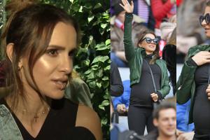 """Boruc o ciąży Lewandowskiej: """"To jej wybór, że chce pokazywać brzuch. Ja kontroluję to, co przecieka do mediów!"""""""