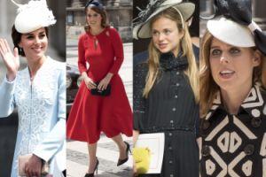 Urodziny Królowej Elżbiety: Kate, Beatrice, Amelia czy Eugenie? (ZDJĘCIA)