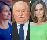 """Córki Lecha Wałęsy bronią ojca: """"Można mu wiele zarzucić, ale NIE TO, ŻE WSPÓŁPRACOWAŁ Z SB"""""""